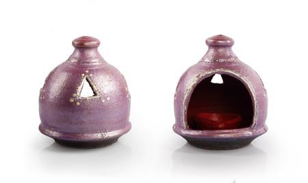 oil lamp: Indian Oil Lamp Stock Photo