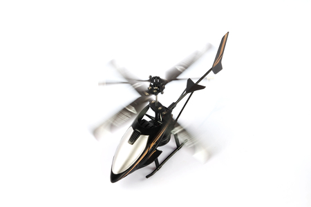 remote controlled: Remote controlled helicopter