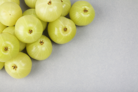 Indian gooseberry - Amla - Nature Fruit