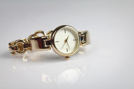 レディース腕時計 写真素材
