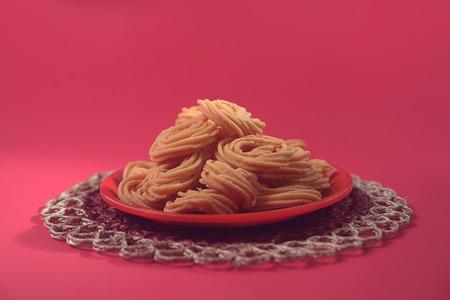 Indian Recipe Murukku