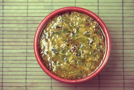 Indian Made Greens(Keerai) Curry