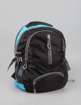 Indiase gemaakte schooltas op achtergrond