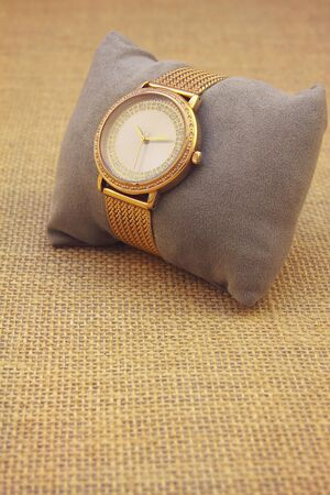 Indian made women's wristwatch