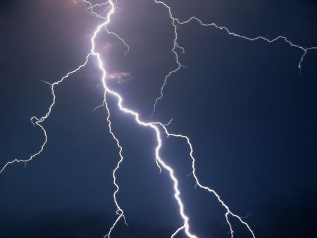 Lightning Stock Photo - 5461059