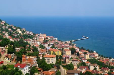 View from Ordu, Black Sea Region, Turkey Stock Photo - 17211776