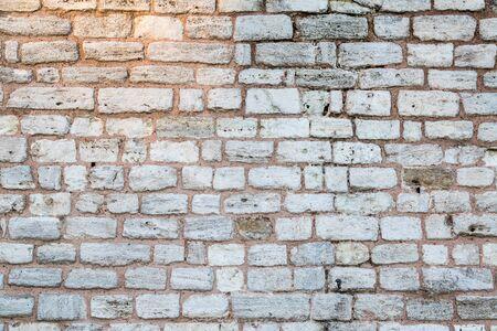 Stone wall texture from bursa Archivio Fotografico