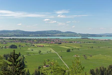 schwangau: Schwangau Stock Photo
