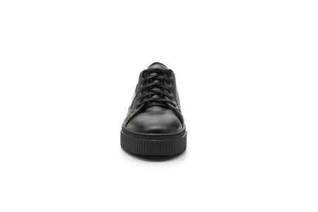 woman casual shoe