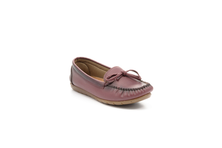 woman shoes casual Stock Photo