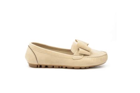 woman shoe casual Stock Photo