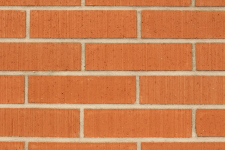 Real red brick wall texture as a background
