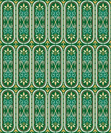 islamic pattern  Stock Vector - 4062291