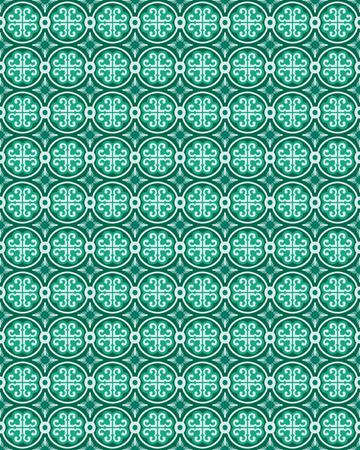 islamic pattern 5 Stock Vector - 4071643
