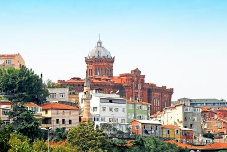 Phanar Greek Orthodox College, Istanbul