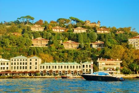 waterside: Istanbul from waterside