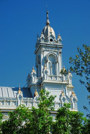 stephen: Chiesa di Santo Stefano a Istanbul