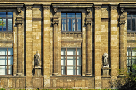 archaeology: Istanbul Archaeology Museum Editorial