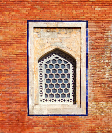 islamic style window photo