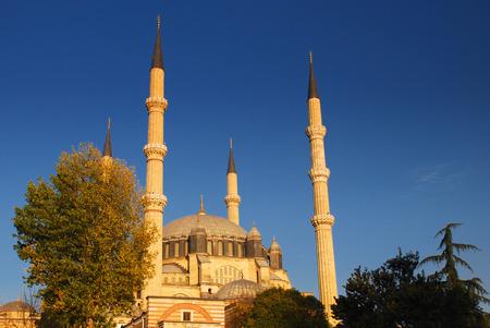 the selimiye mosque: Selimiye Mosque
