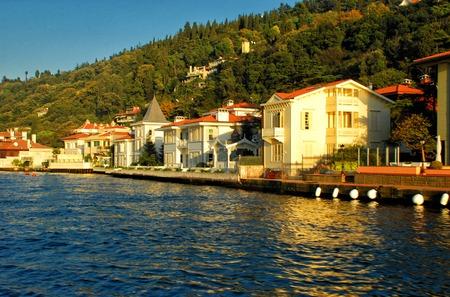 waterside: Istanbul from waterside of Bosporus
