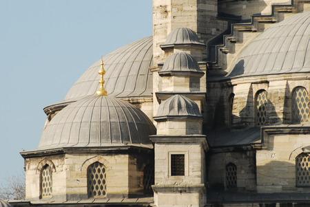 New mosque in istanbul,Turkey Banco de Imagens
