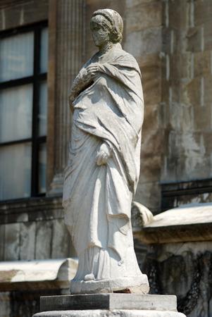 woman statue Banco de Imagens