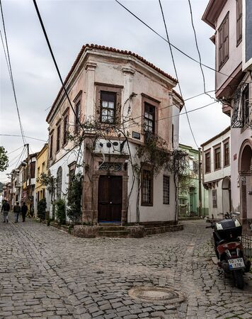 03/15/2020, Balikesir, Turkey, Ayvalik is a charming district of Balikesir province in the Marmara Region, located within the borders of the Aegean Region.