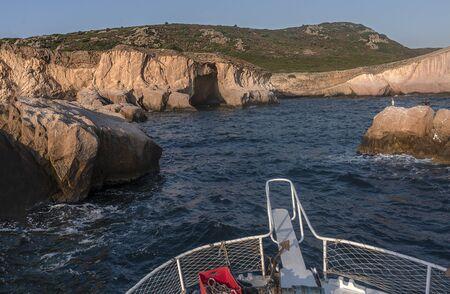 siren reefs foca izmir Turkey Reklamní fotografie
