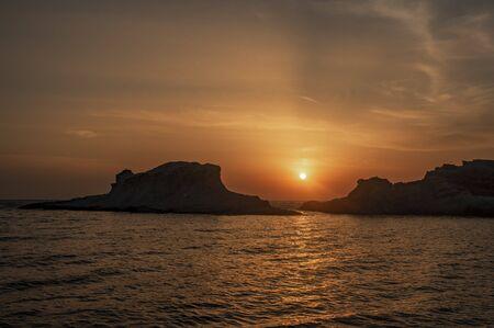 siren reefs foca izmir Turkey Stock Photo