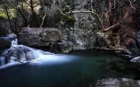 Hasan Boguldu Pond - Ida Mountains - Souture Waterfall