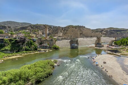 Twelve Thousand Years of Dillere Destan Beautifulness and History Veda to Hasankeyf
