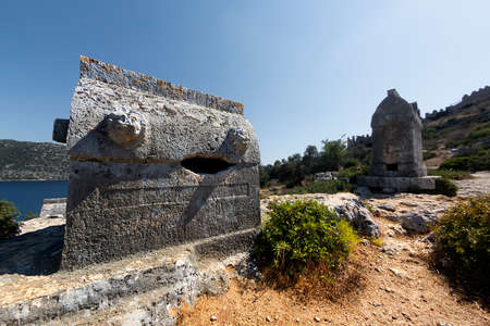 Kayaky's history goes back to 3000 BC. One of the ancient ruins in the city IV.