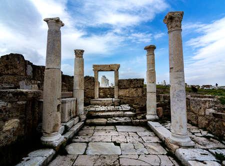 Leodikea ancient city