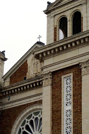 Ukranian Catholic Church in Winnipeg 版權商用圖片