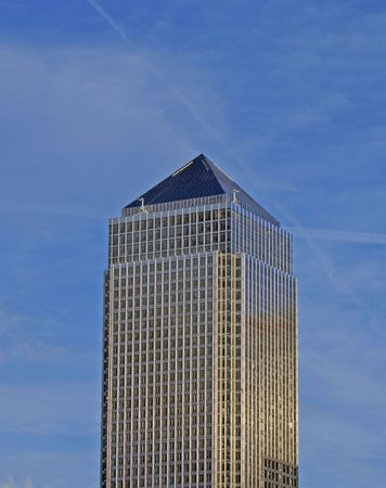 Canary Wharf and Canada Stock Photo - 860694