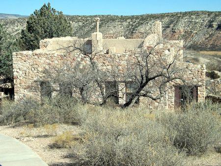 pueblo: Tuzigoot Pueblo at National Park