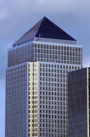 developers: Shining Canada One at Canary Wharf named after Canadian developers