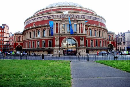Royal Albert Hall,famous historic concert hall in London Stock Photo - 947521