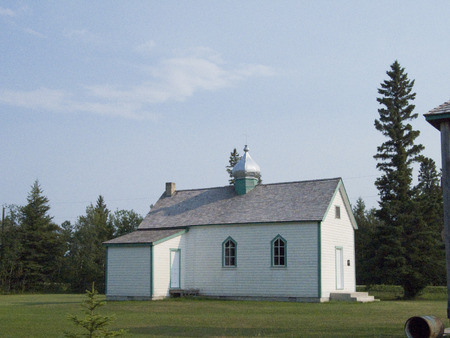 Blessed Virgin Mary Ukrainian Catholic Church Historic Site