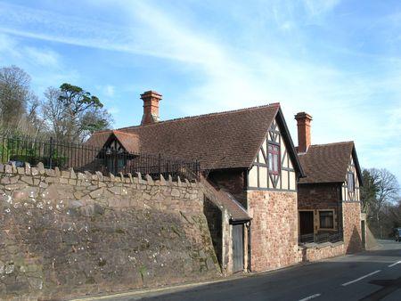 traditonal: Traditonal British house