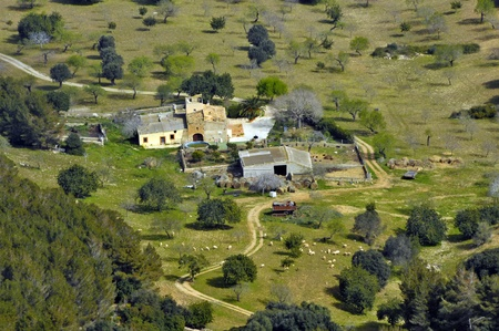 spainish: Spainish countryside
