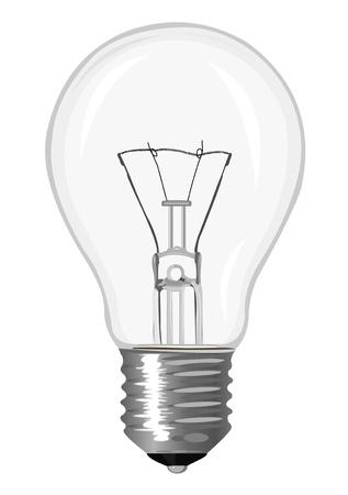 Incandescent lamp Stock Vector - 17453789