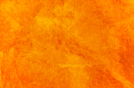 Abstraction, orange background texture of the wall 写真素材 - 122336500