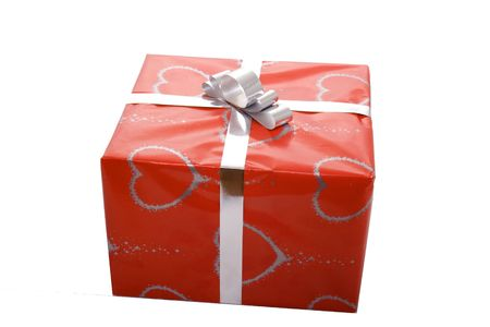 somebody: Red isolate present for somebody who love