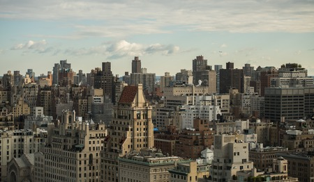 establishment states: The roofs of the city of New York