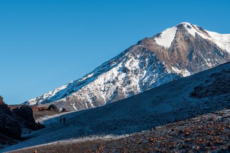 Volcano Ostry Tolbachik - Kamchatka, Russia