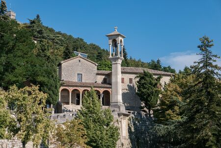 Church of San Quirino (Capuchin Friars), San Marino