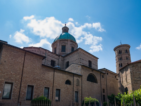 Archiepiscopal Museum of Ravenna, Italy