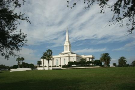lds: LDS Church Orlando Florida Temple